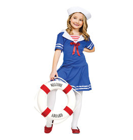 Sea Sweetie Costume - Girls