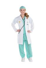 Doctor Costume - Girls