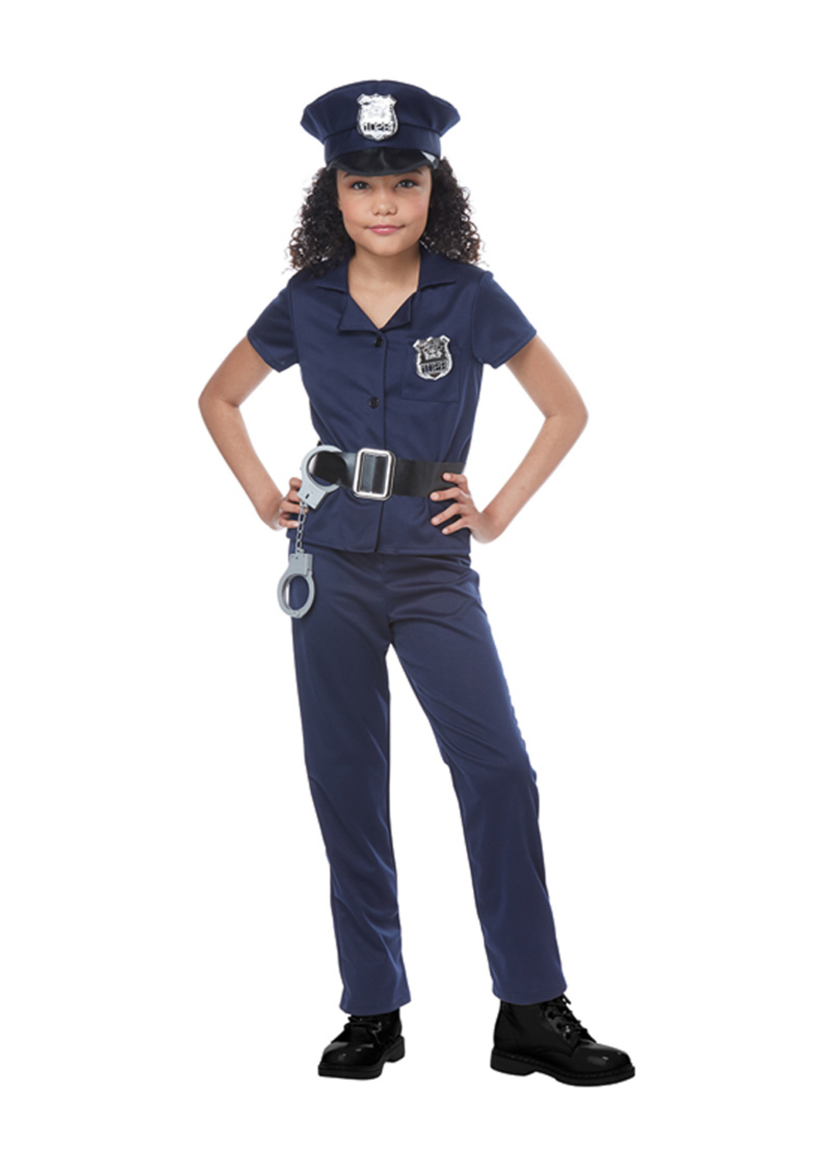 Cute Cop Costume - Girls