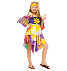 Daisy Hippie Costume - Girls