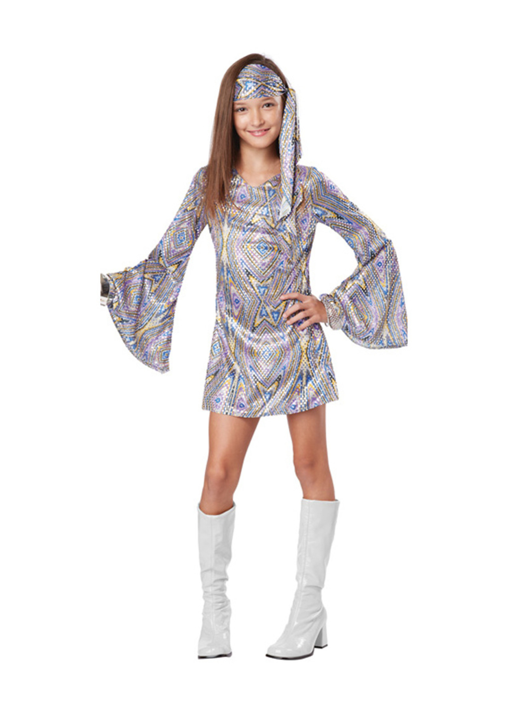 Disco Darling Costume - Girls