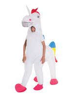 Giant Inflatable Unicorn Costume - Girls