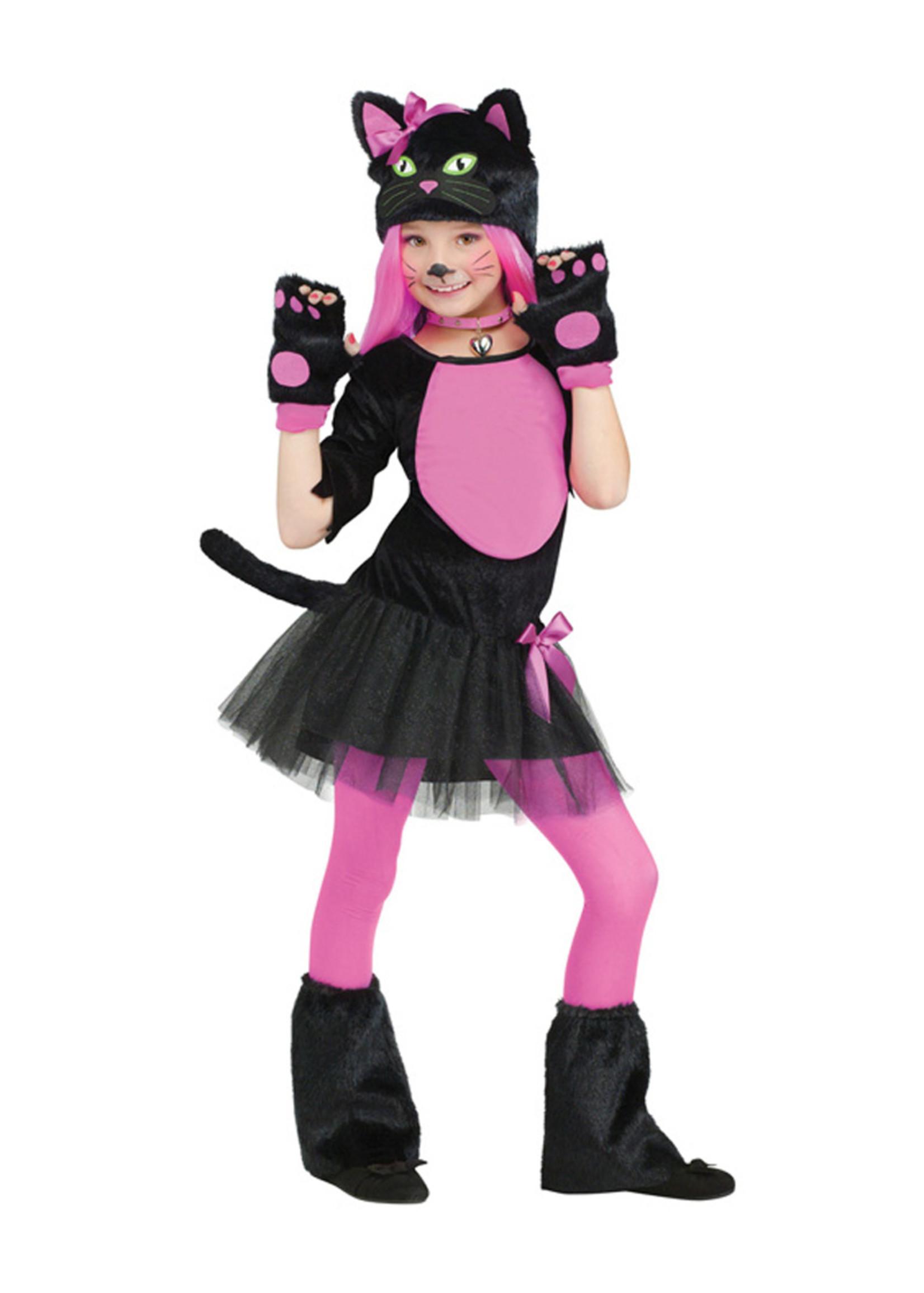 Miss Kitty Costume - Girls