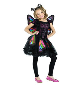 Rainbow Butterfly Costume - Girls