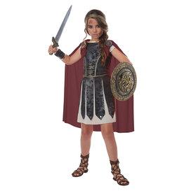 Fearless Gladiator Costume - Girls