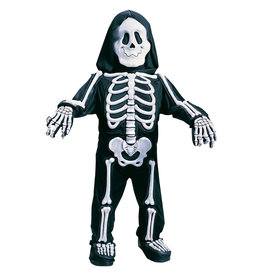 Skelebones White Costume - Toddler
