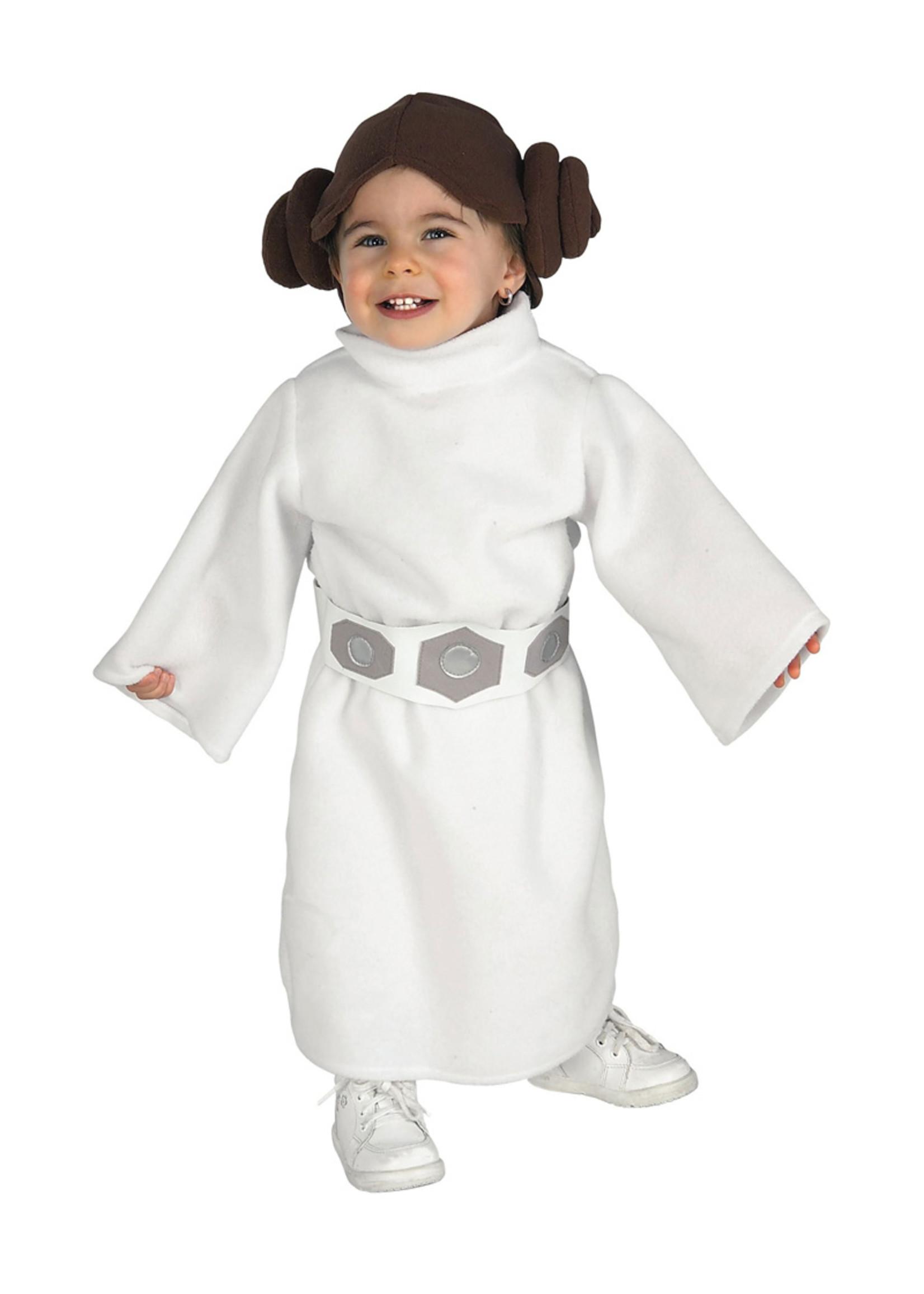 Princess Leia Costume - Toddler