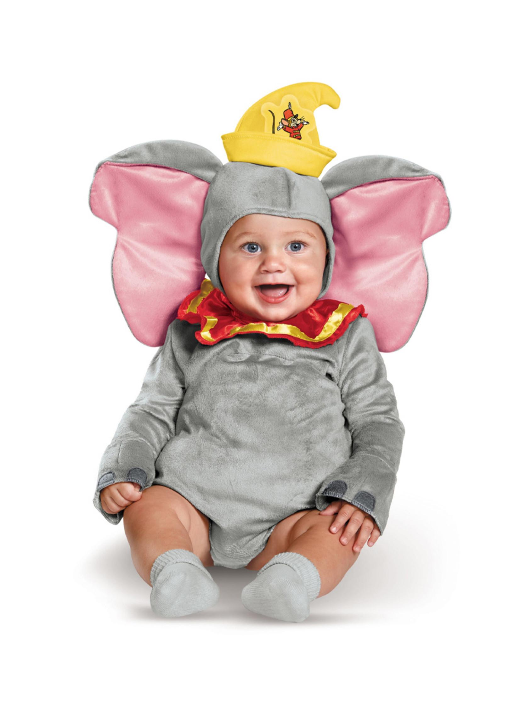Dumbo Deluxe Costume - Infant