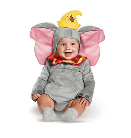 Dumbo Deluxe Costume - Infant