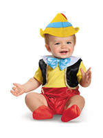 Pinocchio Deluxe Costume - Infant
