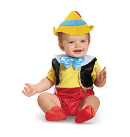 Pinocchio Deluxe Costume - Infant