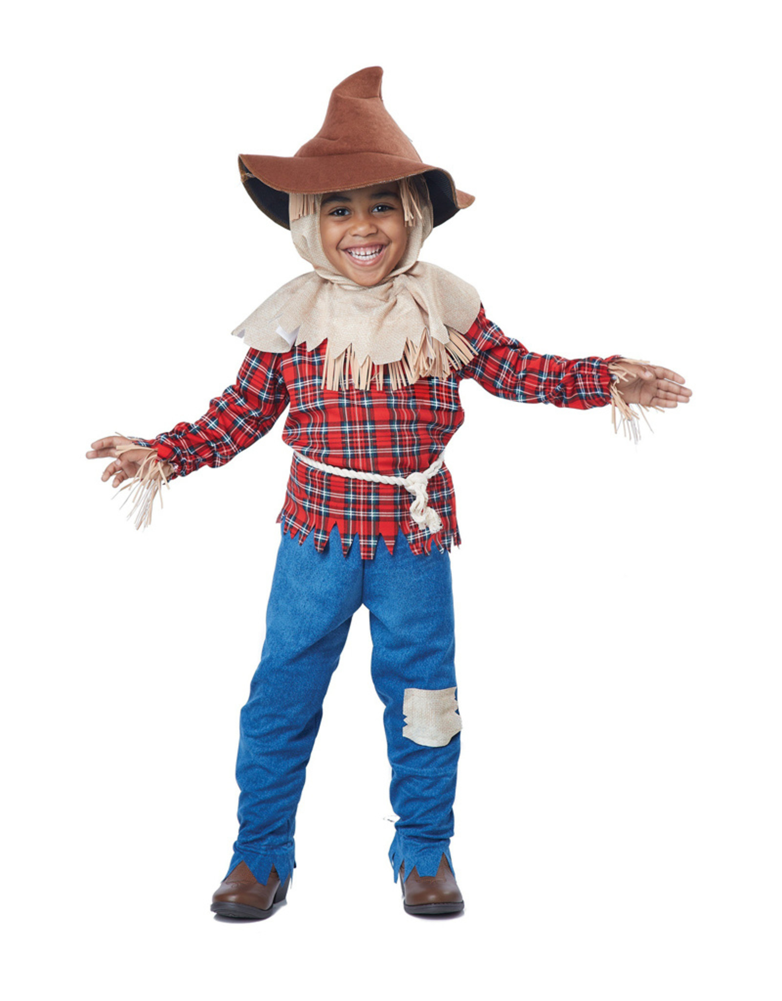 Harvest Time Scarecrow Costume - Toddler