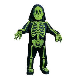Skelebones Green  Costume - Toddler