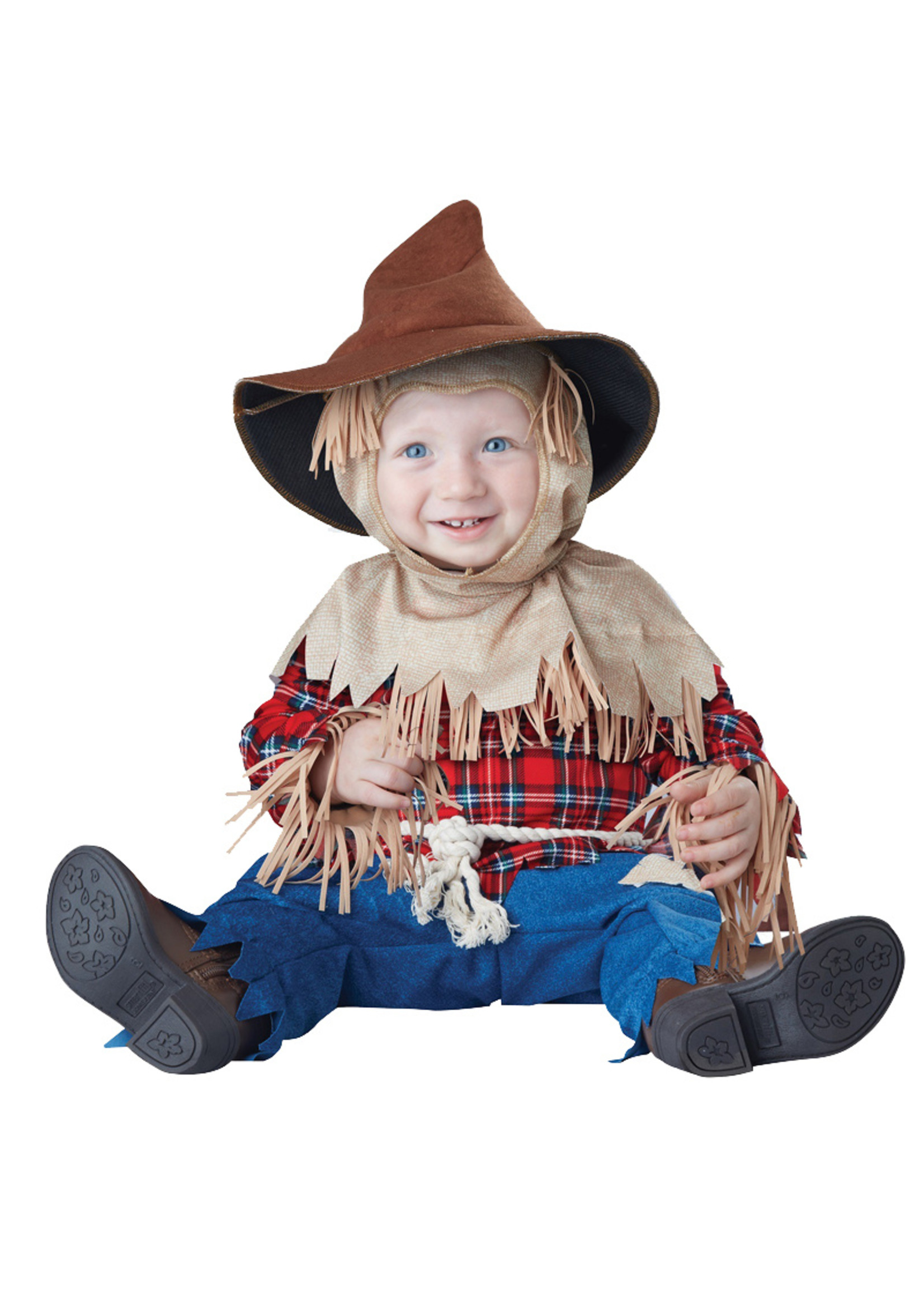 Silly Scarecrow Costume - Infant