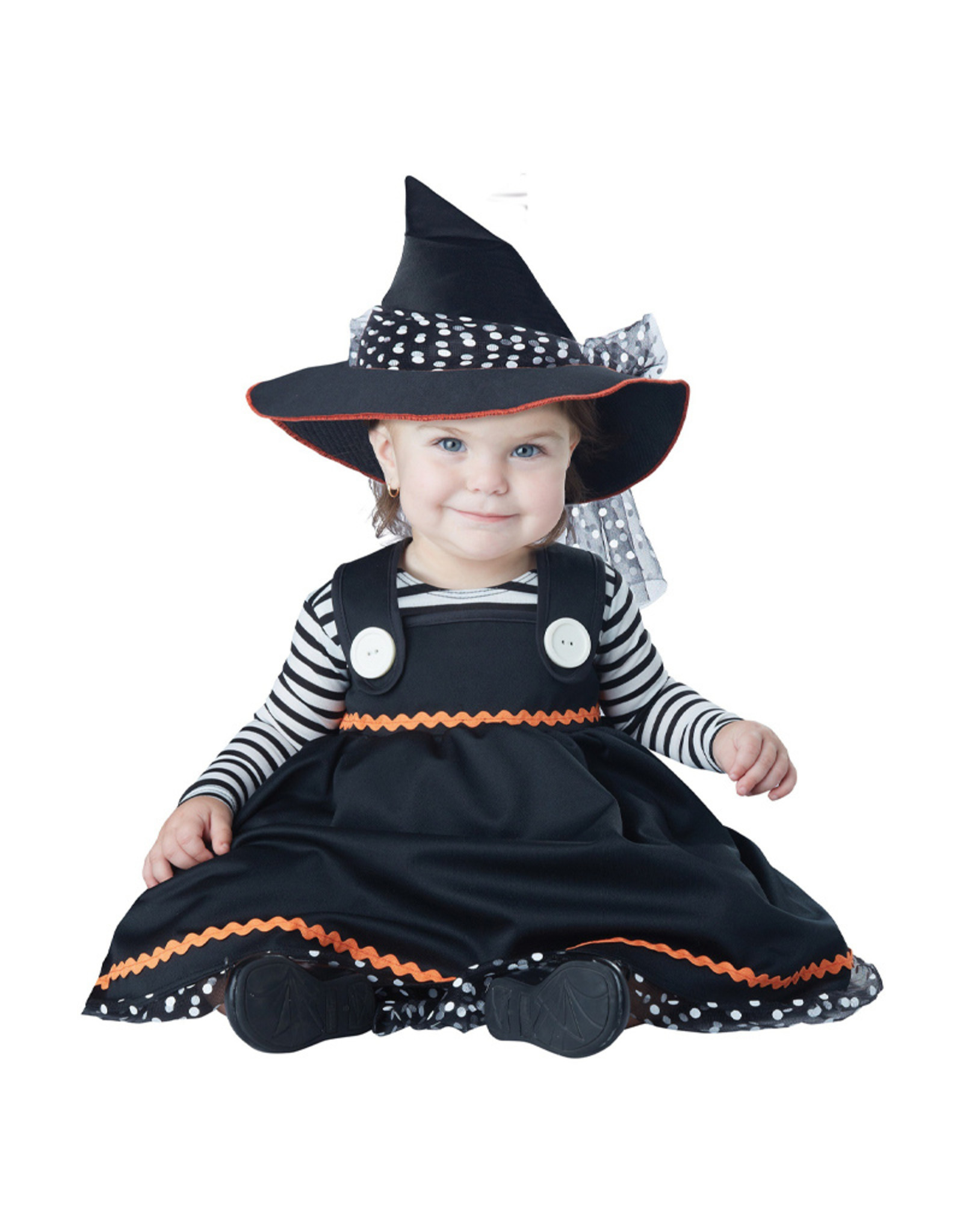 Crafty Lil' Witch Costume - Infant
