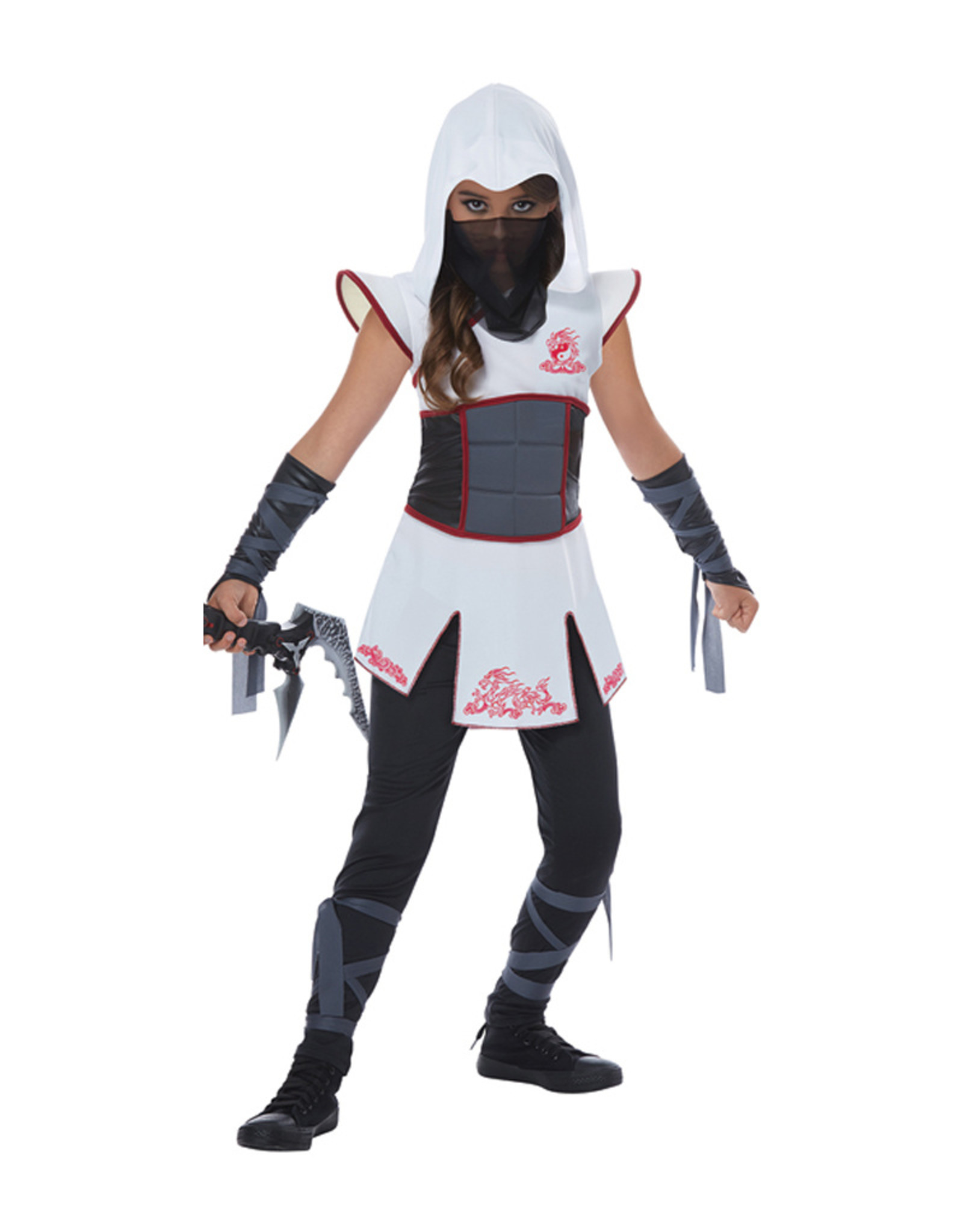 Fearless Ninja Costume - Girls