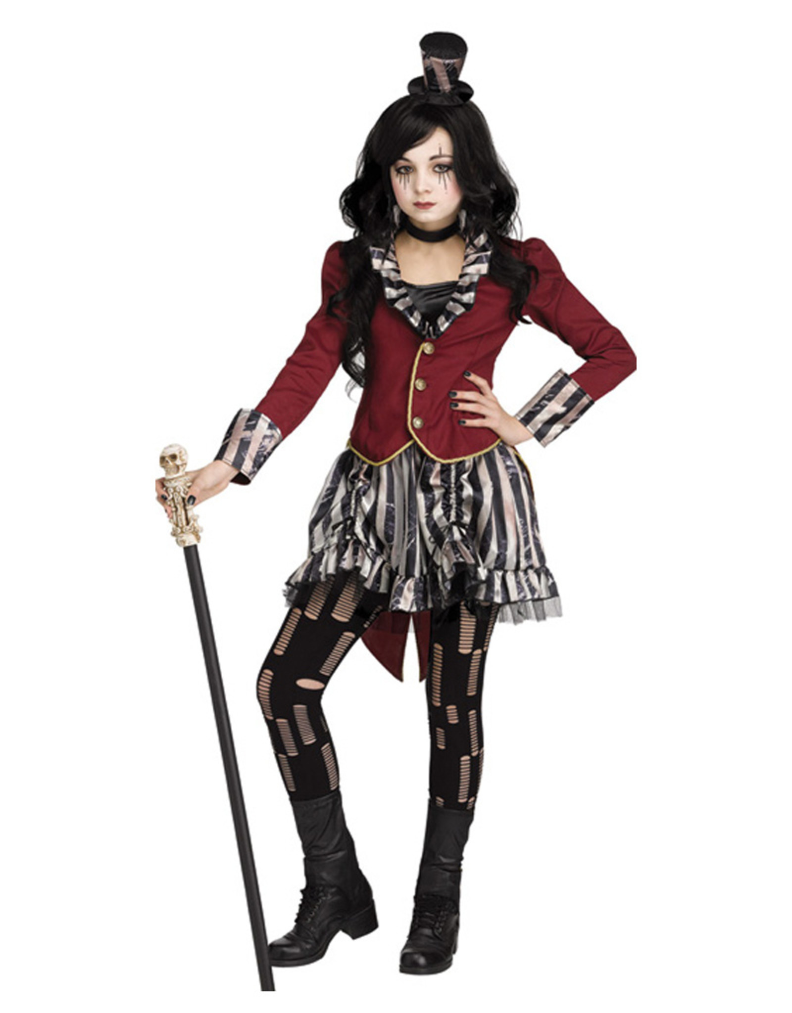 Freakshow Ringmistress Costume - Girls
