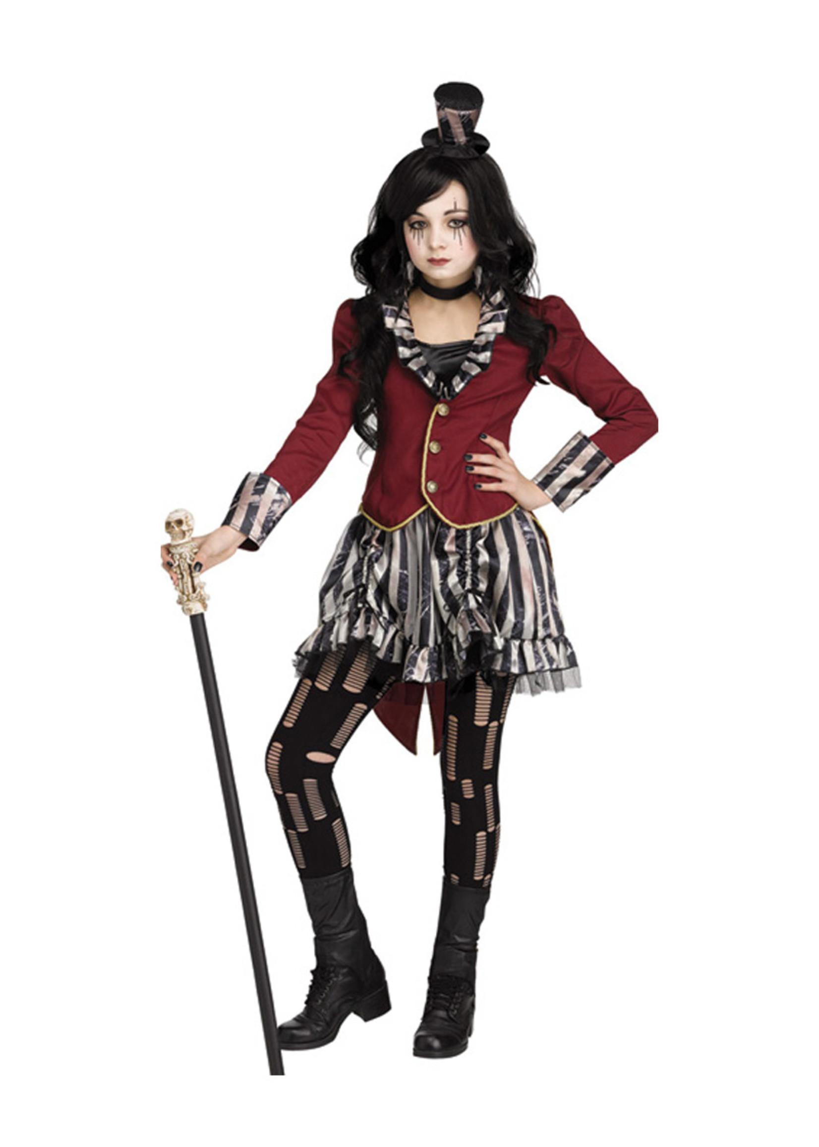 Freakshow Ringmistress Costume - Girls