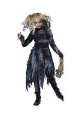 Zombie Girl Costume - Girls
