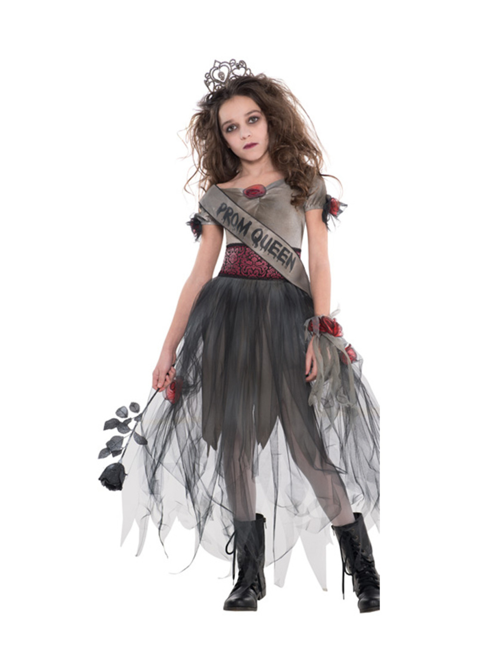 Prom Corpse Costume - Girls