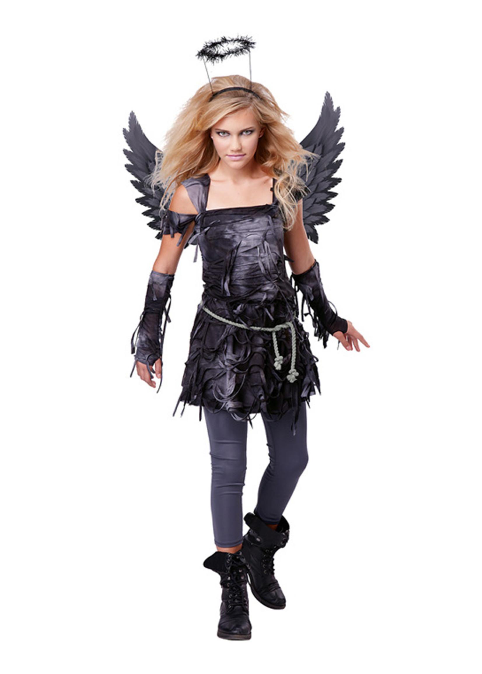 Spooky Angel Costume - Tween