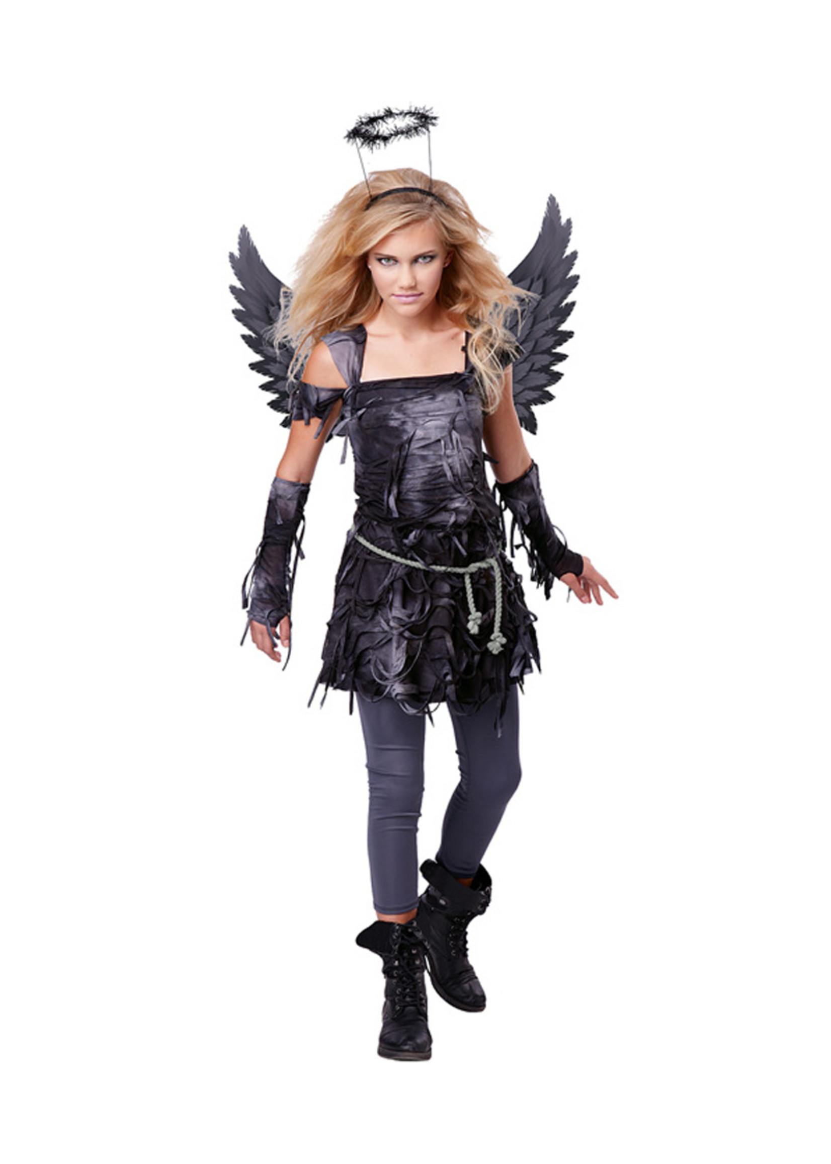 Spooky Angel Costume - Tween