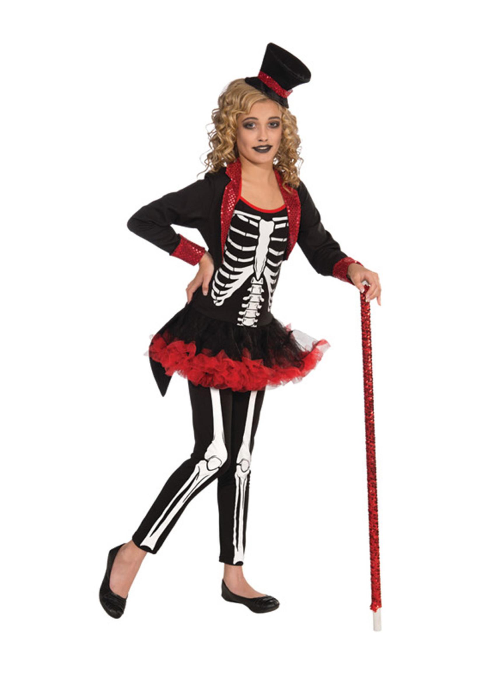 Miss Bone Jangles Costume - Girls