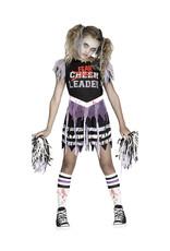 Zombie Fearleader Costume - Girls