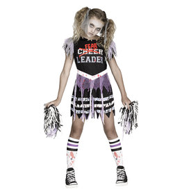 Zombie Fearleader Costume - Girls