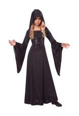 Hooded Robe Costume - Girls