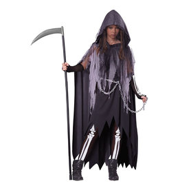 Miss Reaper Costume - Tween
