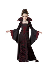 Royal Vampiress Costume - Girls