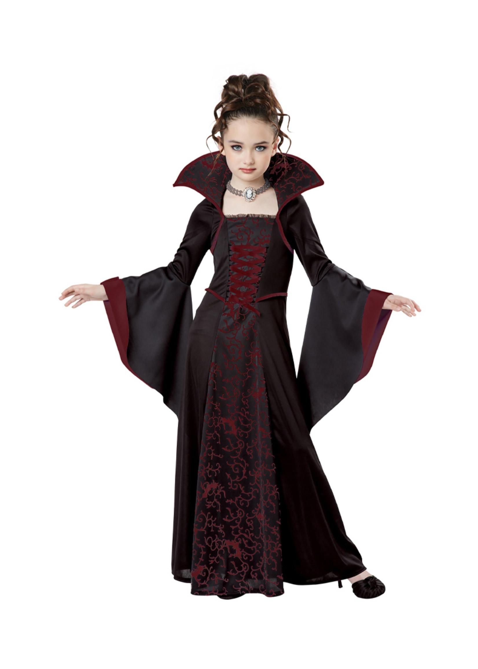 Royal Vampiress Costume - Girls