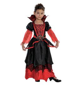 Vampire Queen Costume - Girls