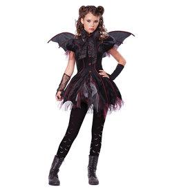 Victorian Vampiress Costume - Tween