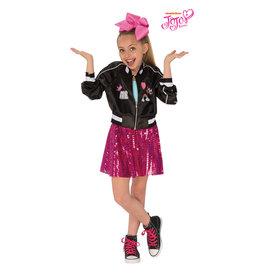 JoJo Siwa - Jacket Outfit Costume - Girls
