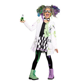 Mad Scientist Costume - Girls