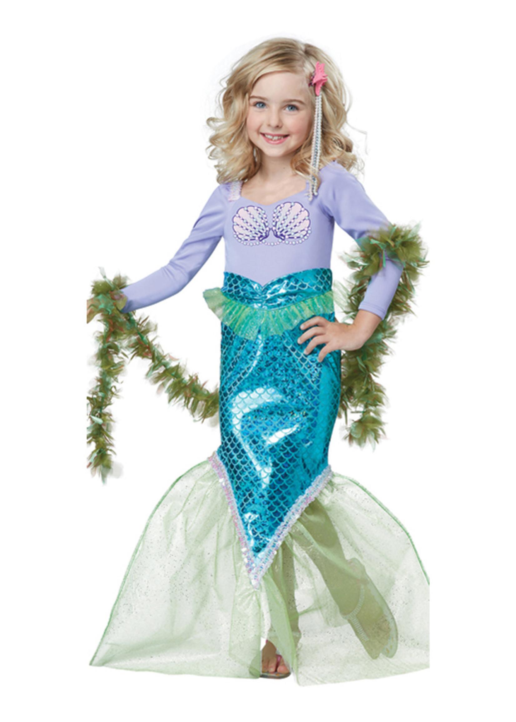 Magical Mermaid Costume - Girls