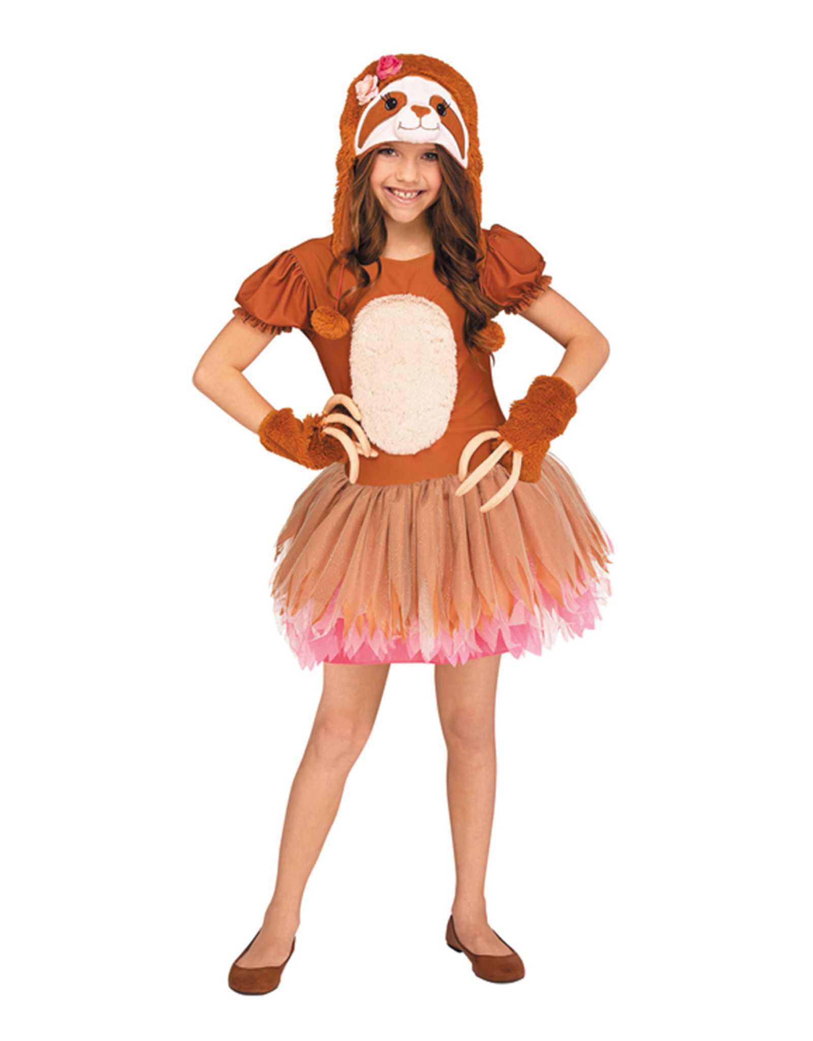 Sassy Sloth Costume - Girls