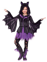 Night Flyer Costume - Girls