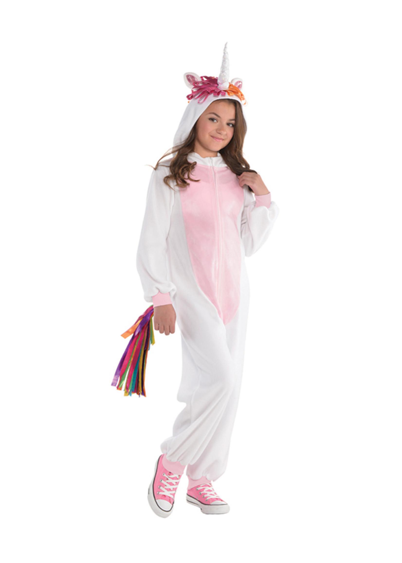 Unicorn Zipster Costume - Girls