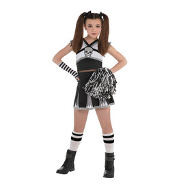 Ra Ra Rebel Costume - Girls