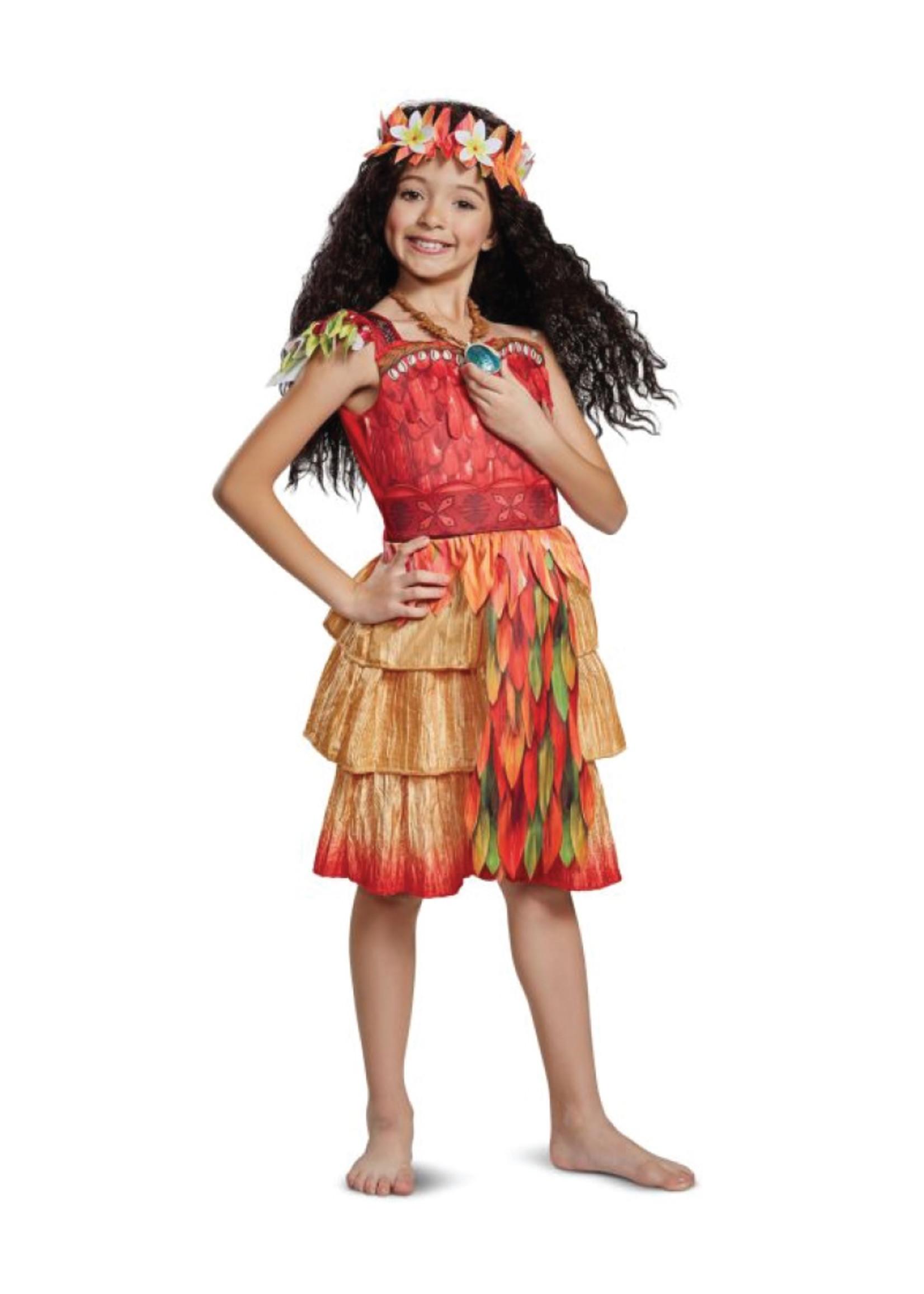 DISGUISE Moana Costume - Girls