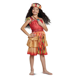Moana Costume - Girls