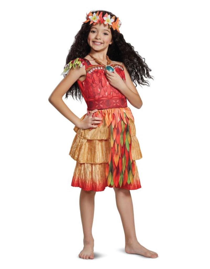 Moana Costume - Girls