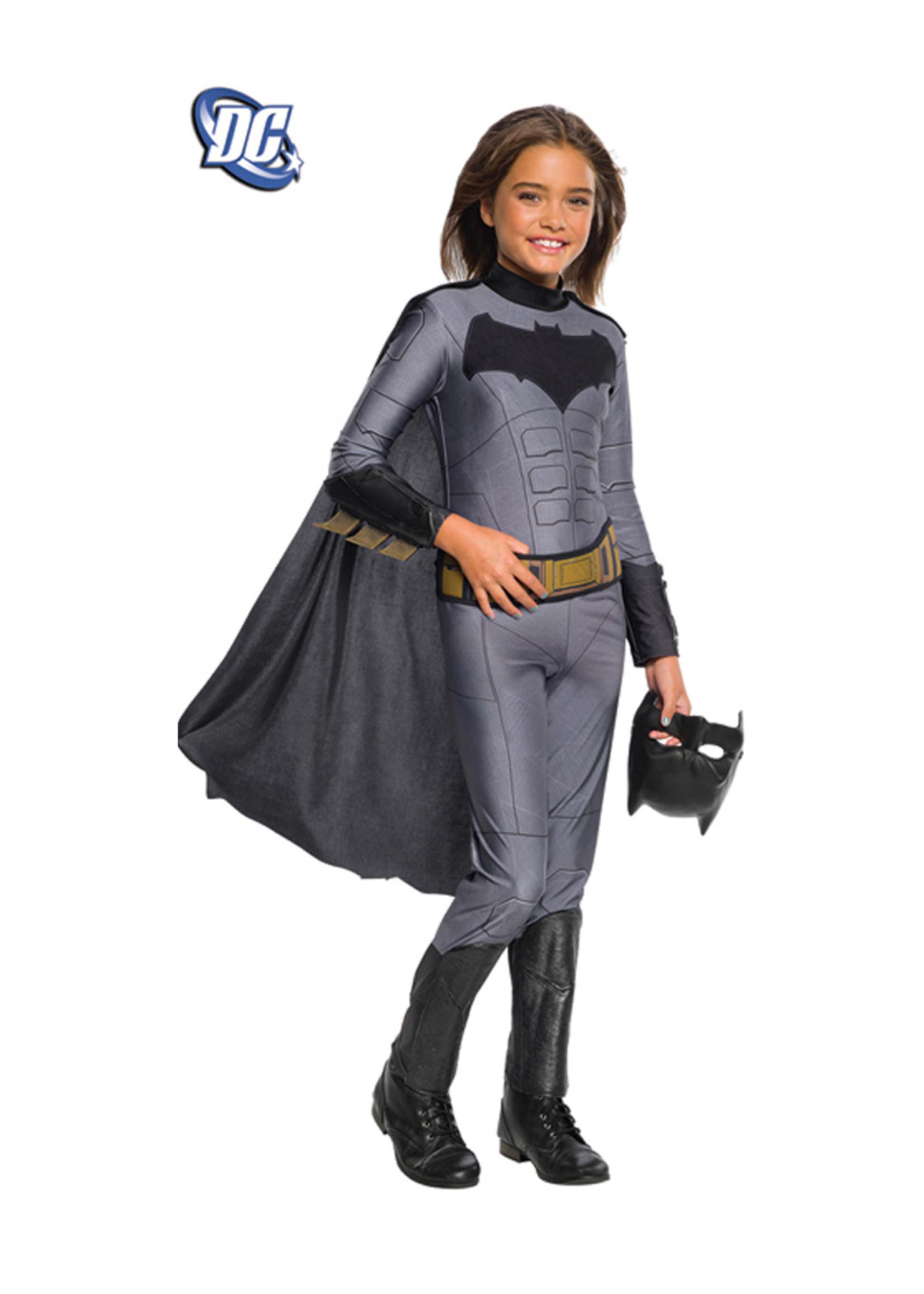 Batman Jumpsuit Costume - Girls