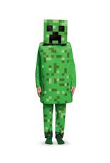 Creeper - Minecraft Costume - Boys