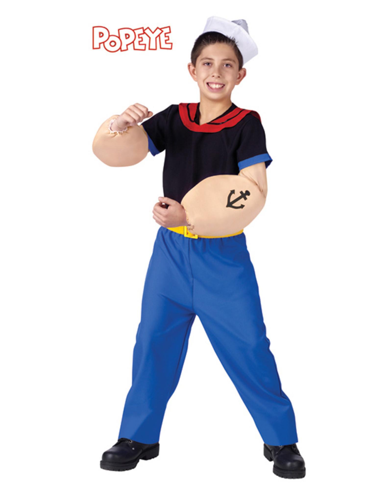 Popeye Costume - Boys