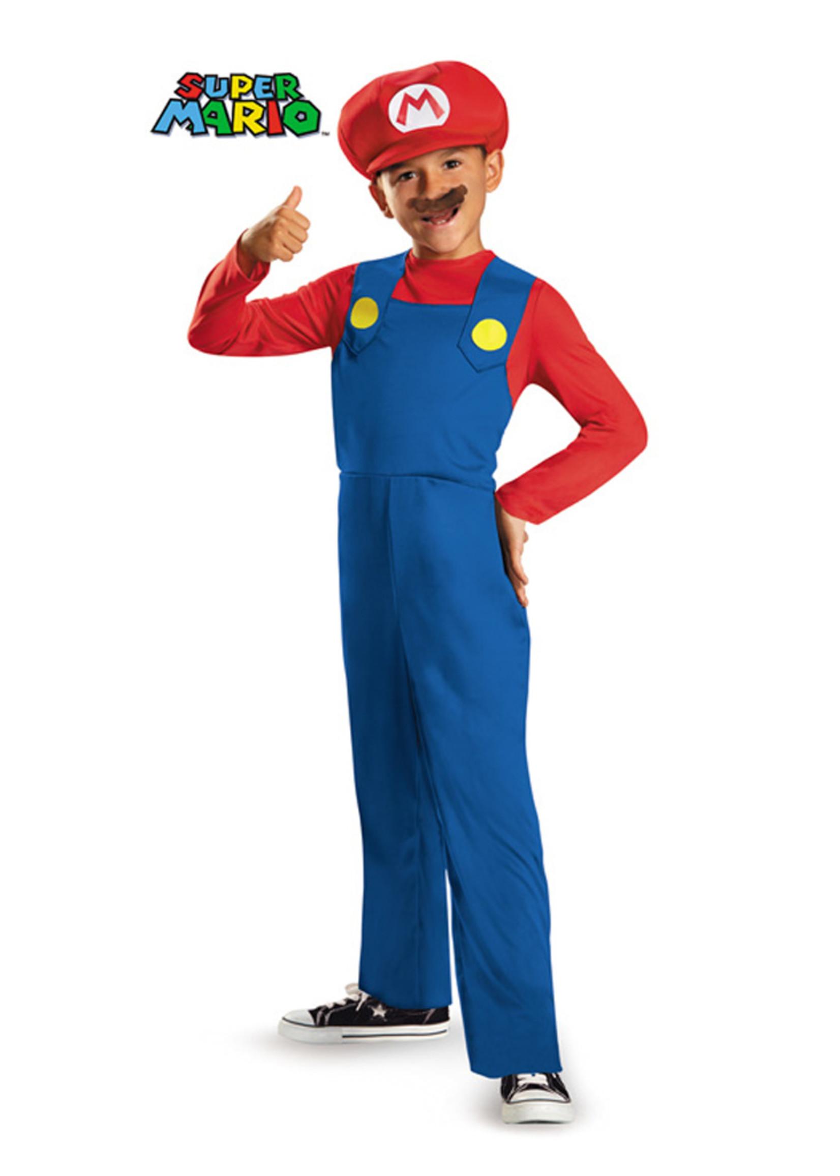 DISGUISE Mario Costume - Boys