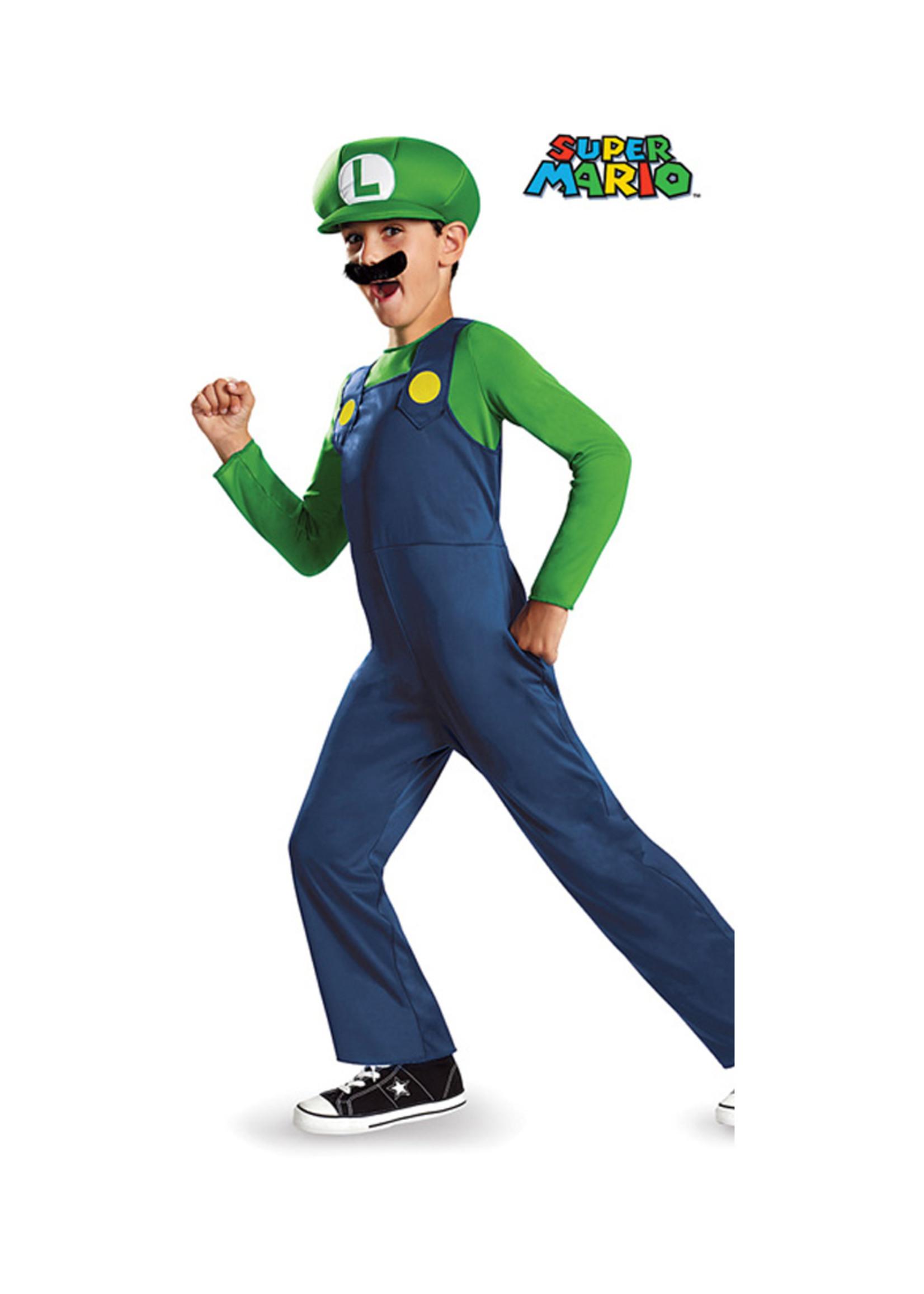 DISGUISE Luigi Costume - Boys